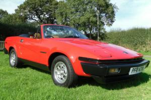 Triumph TR7 2.0 Convertible - Totally immaculate - current owner since 1983 Photo