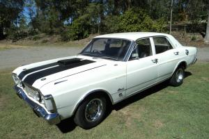 Ford XY Fairmont 1970 Factory V8 GT Replica 351 TOP Loader Y Code XW XA Gtho