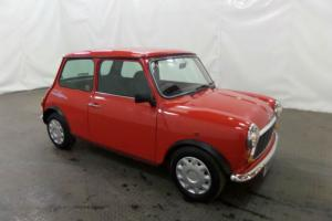 CLASSIC 1996 ROVER MINI SPRITE LOW MILEAGE 1 OWNER SERVICE HISTORY FINANCE PX Photo