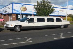 Cadillac Fleetwood Brougham Stretch Limo Limosine Swap Px Anything considered Photo
