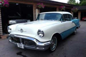 1956 Oldsmobile Coupe 88 Rocket 2dr Vintage V8 Oldsmobile