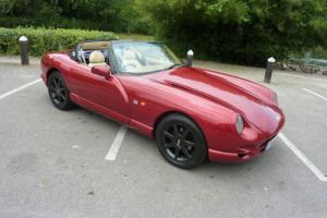 TVR CHIMAERA 4.0 5 SPEED MANUAL 1998 - 46,000 MILES FROM NEW - STUNNING CAR