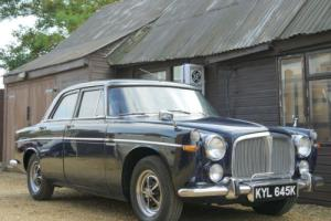 ROVER P5B V8 SALOON - EXCELLENT CAR - MUCH RECENT EXPENDITURE !!