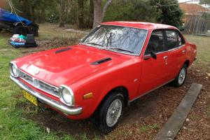 Rare 1975 Mitsubishi Lancer Original Condition