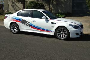 BMW M5 Race CAR 500 HP Ideal Track CAR in Gladstone Park, VIC
