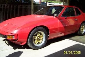 Porsche 924 Coupe 1977 in Bayswater, VIC