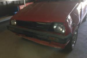 Suzuki Mighty BOY 300kg 1988 UTE 4 SP Manual 543 CC Carb in Woori Yallock, VIC