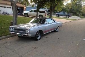 Plymouth : GTX 2 Door Hardtop