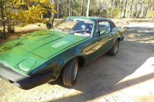 Triumph TR7 V8 Photo
