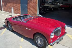 1955 Austin Healey 100/4 BN1 RHD, Fully Restored, Matching Numbers