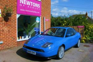 1998 'S' Fiat Coupe 20v TURBO. Full leather-76,000mls FSH inc. Cambelt....
