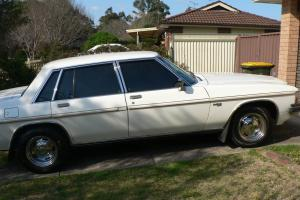 1984 WB Holden Statesman Deville in Windsor, NSW