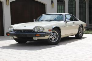 Jaguar : XJS Coupe Photo