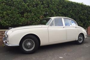 Jaguar MK II 3 4 4 SP Manual Overdrive 3 4L Carb in Chelsea, VIC Photo