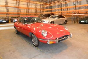 STUNNING E TYPE JAGUAR 4.2 2+2 COUPE 1969 LHD TRULY AMAZING CONDITION Photo