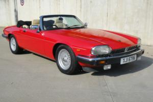 Jaguar XJS-HE-Convertible Low miles
