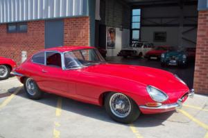 1962 Jaguar E-Type Series 1 3.8-litre Fixed Head Coupe - matching numbers Photo