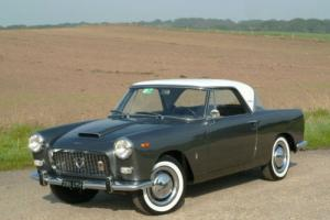 1961 Lancia Appia 3rd Series Coupe by Pininfarina