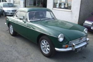 MGb roadster Photo