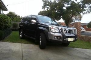 Toyota Landcruiser Prado GXL 4x4 2004 4D Wagon 4 SP Automatic 4L Multi in Clayton South, VIC