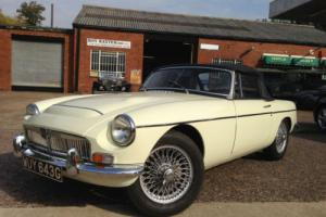 1969 'G MGC Roadster just been refurbished PX possible