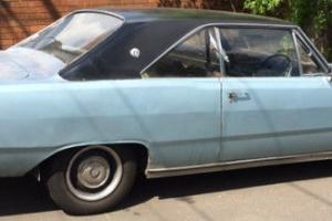 Valiant Regal VG VF Barnfind Hardtop Coupe ONE Owner IN Original Cond in Cabramatta, NSW