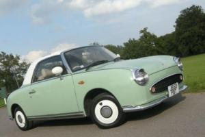 Nissan Figaro 1.0 Auto (Beautiful Cherished Example) PETROL AUTOMATIC 2007/J