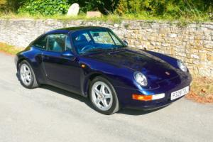 1997 Porsche 911 (993) Carrera 2 Targa - Exceptional Condition Throughout