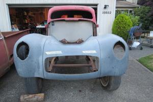 Willys : PICKUP  441