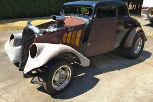 Willys : Coupe Chopped