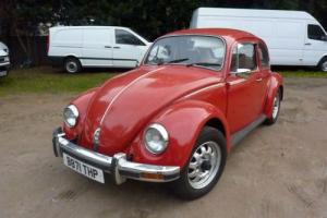 1984 Volkswagen 1200 BEETLE LHD Rare Left hand Drive. Classic. Solid Example