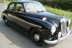Wolseley 15/50 1956 Photo