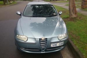 Alfa Romeo 147 2 0 Twin Spark 2003 5D Hatchback 5 SP Manual 2L Multi in Glen Waverley, VIC