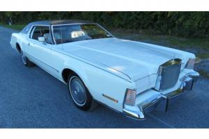 Lincoln : Other Mark IV