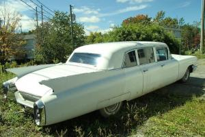 Cadillac : Fleetwood Limousine