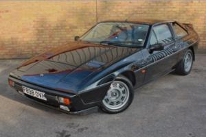 Lotus Eclat Excel 2 Door Saloon Sports PETROL MANUAL 1988/F