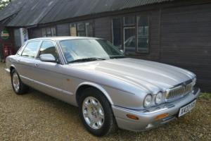 JAGUAR SOVEREIGN 4.0 X308 AUTOMATIC - JUST 26,000 MILES FROM NEW !!