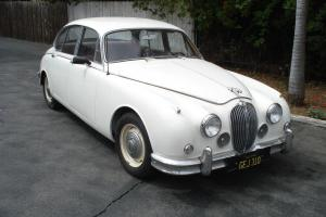 Jaguar : Other Mark 2 Sedan