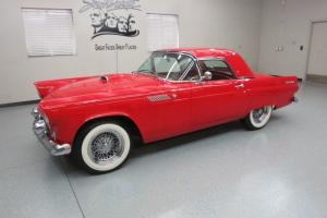 """Stunning example """"1st year"""" Ford T-Bird V-8 / Automatic"""