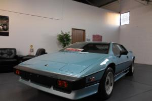 Lotus : Esprit Coupe 2-door Photo