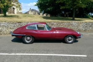 Jaguar E-Type 1969 *SOLD* Similar required. Photo