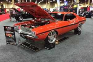 Barrett Jackson Vegas/Sherwin Williams Display Car