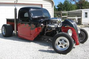 1932 ford 34 ford chopped channled kustom scta coupe se
