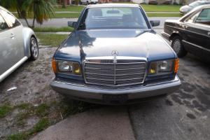 85 MB 300SD Special with Low Miles ABS AIR BAG LIKE NEW