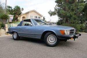 Very Nice 450sl Best Color ready to go everything works