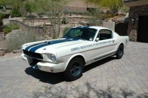 Ford : Mustang Fastback Shelby GT350 Recreation