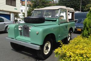 Land Rover Series II Photo