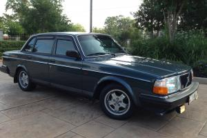 VOLVO 240 5 Speed