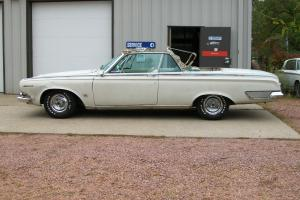 Dodge : Polara Polara 500 Convertible