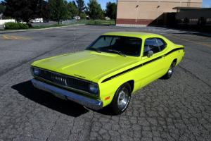 Plymouth : Duster 340